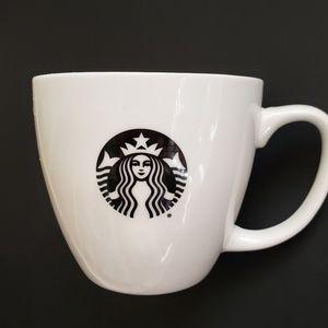 Starbucks Siren Mermaid 20 oz.big Coffee mug/cup